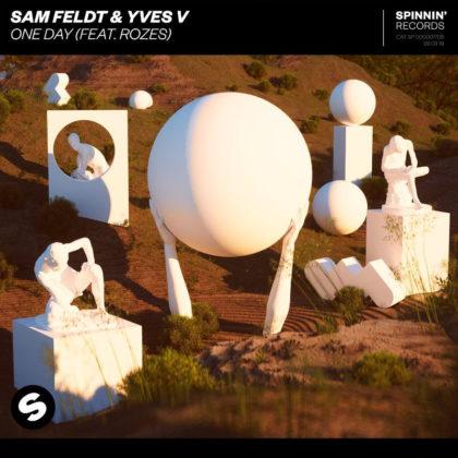 Sam Feldt & Yves V Team Up With ROZES For Gorgeous New Single 'One Day' ile ilgili görsel sonucu